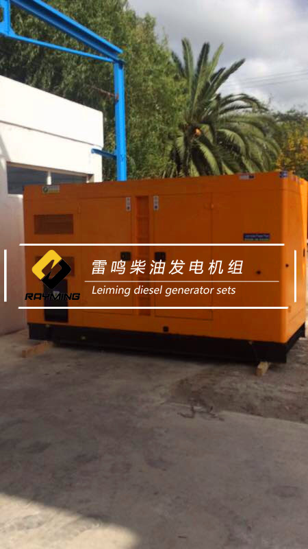 250KVA/200KW Cummins Silent Diesel Generator For Argentina Cilent On 29th, Jan, 2017