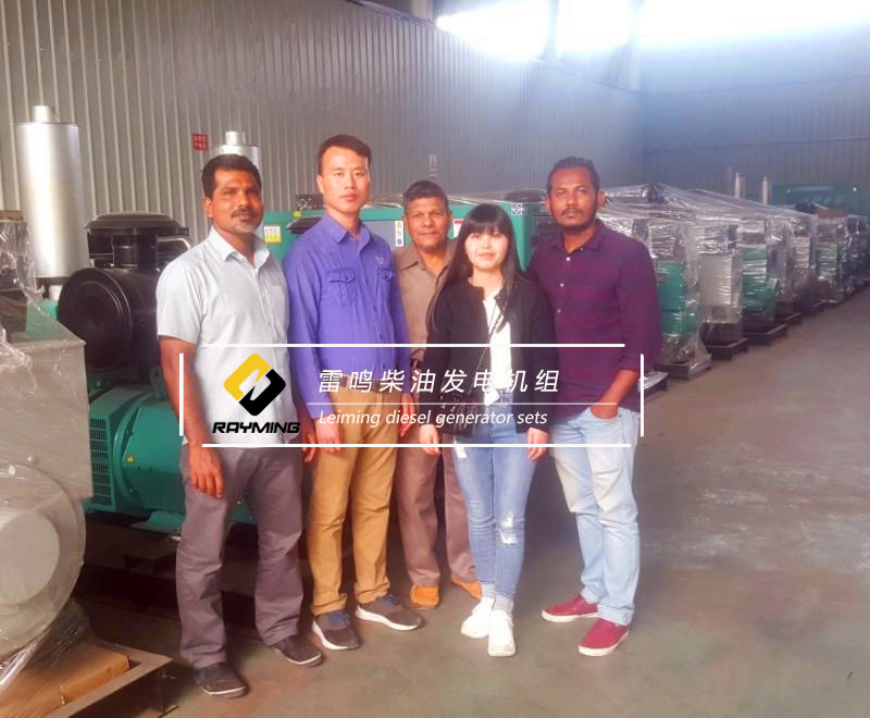 Maldives Clients Visit Our Factory On 15th, April, 2017